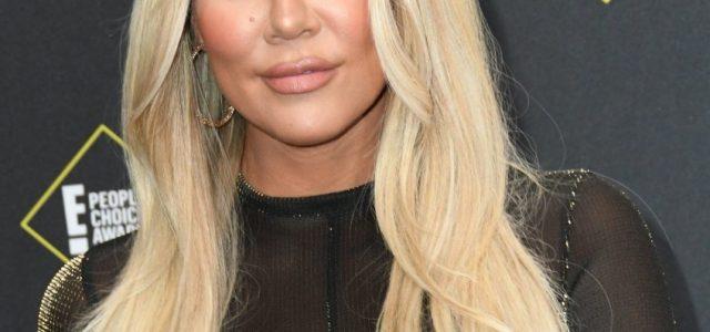 Khloé Kardashian, acuzata de faptul ca abuzeaza de Facetune