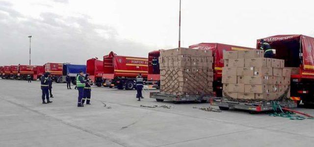 Echipamentul medical din Coreea de Sud – distribuit, în funcţie de nevoi, personalului medical şi echipajelor MAI