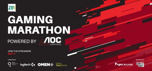 1 mai este al gamerilor: peste 200.000 de participanți sunt așteptați la Gaming Marathon