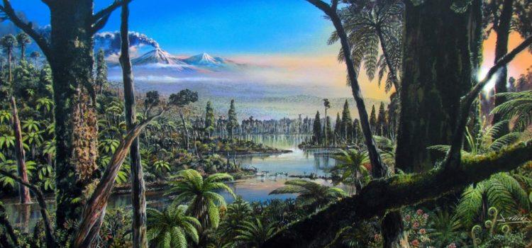 Antarctica obișnuia să aibă o pădure tropicală!