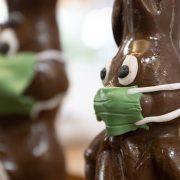 Coronavirusul sperie iepurașul de Paște, în timp ce vânzările de ciocolată scad