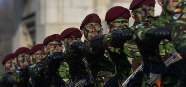 Centrul militar judeţean Arad recrutează tineri pentru stagiul de soldați profesioniști