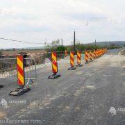 A fost semnat contractul pentru finalizarea lucrărilor de reabilitare a DN 76, Vârfurile – Ştei