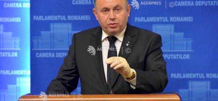 Nelu Tătaru spune că testarea imunologică se va face în fiecare judeţ şi pe fiecare grupă de vârstă