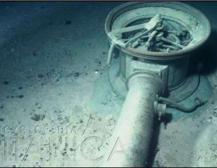 Justiţia americană a autorizat recuperarea telegrafului de pe Titanic