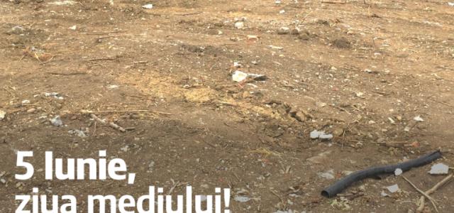USR Arad inventariază locurile unde sunt aruncate gunoaie