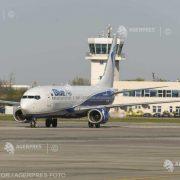 Blue Air anunţă zboruri spre 21 de destinaţii din 11 ţări, în iunie