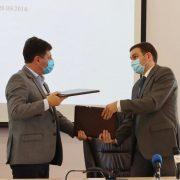 Iustin Cionca a semnat contractul pentru începerea lucrărilor la drumul județean Arad-Șiria-Pâncota, din fonduri europene!