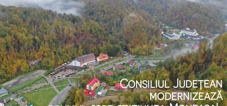 Până la toamnă, drumul Bârsa-Moneasa va avea primul strat de asfalt nou!