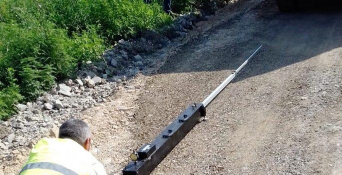 CJA verifică calitatea lucrărilor pe drumurile arădene