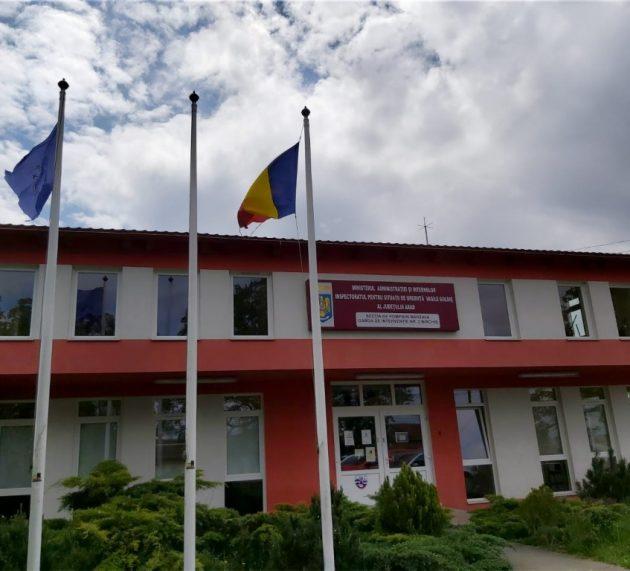 10 ani de la înființarea subunității de pompieri din Birchiș