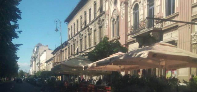 Primăria Arad: Terasele vor rămâne deschise și după 31 octombrie