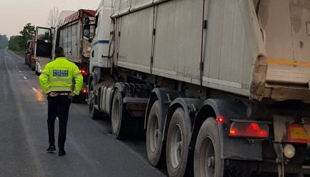 """Iustin Cionca: """"Sunt 33 de amenzi într-o săptămână pentru cei care distrug drumurile județene modernizate!"""""""