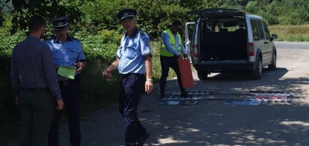 Consiliul Județean a cerut sprijinul Poliției pentru controlul traficului la Moneasa!