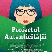 Proiectul autenticității de Clare Pooley