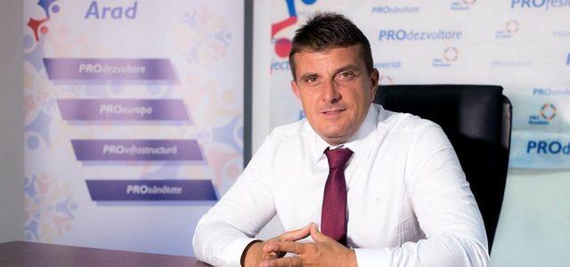 Pro România și-a desemnat candidatul pentru orașul Ineu
