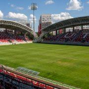 Mai este de lucru la stadion. UTA nu va putea debuta acasă, în prima etapă de Liga 1!