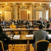 Ultima ședință ordinară a Consiliului Local cu actuala componență