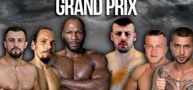 """""""Dey Grand Prix Colosseum"""", gala de K1 cu arădenii Gafencu şi Onişor în ring"""