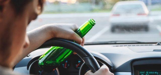 IPJ Arad: Nu vă urcați la volan dacă ați consumat băuturi alcoolice!