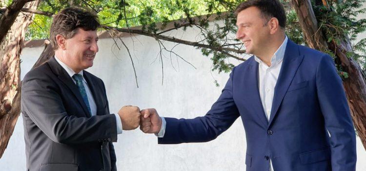 """Iustin Cionca: """"Îi mulțumesc lui Sergiu Bîlcea, pentru profesionalism și colegialitate"""""""