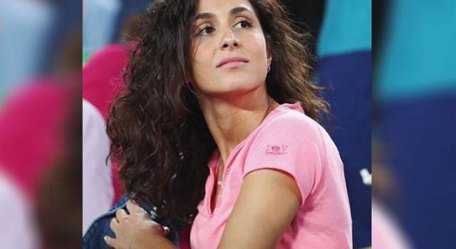 Xisca, sotia ultra discreta a lui Rafael Nadal