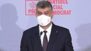 Marcel Ciolacu: Am decis suspendarea oricărei acţiuni de campanie electorală, din respect pentru tragedia de la Piatra Neamţ