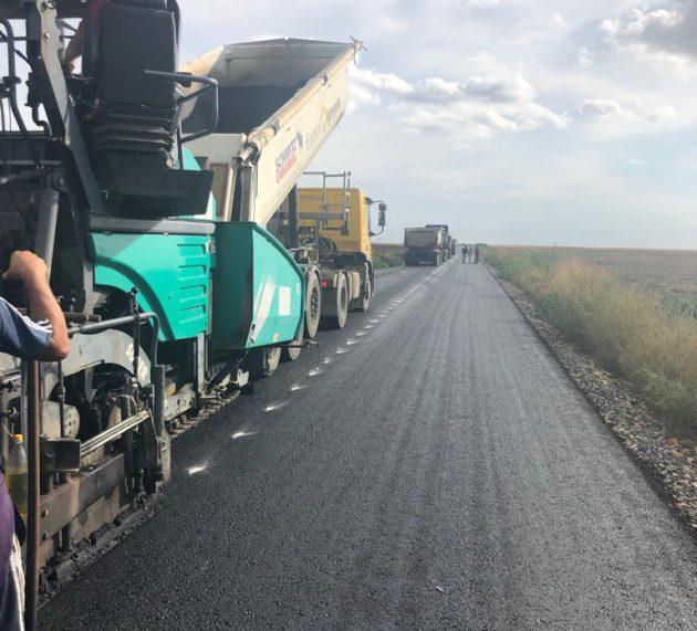 """Iustin Cionca: ,,Drumul Șofronea-Zimandcuz, este modernizat"""""""