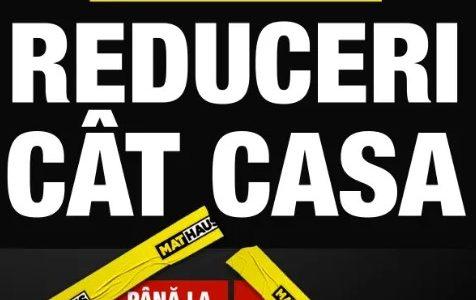Black Friday la Mathaus aduce reduceri de pana la -50% la articole pentru casa si bricolaj