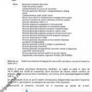 Prioritatea Unu a Guvernului: Demnitarii și funcționarii sunt primii vaccinați Covid