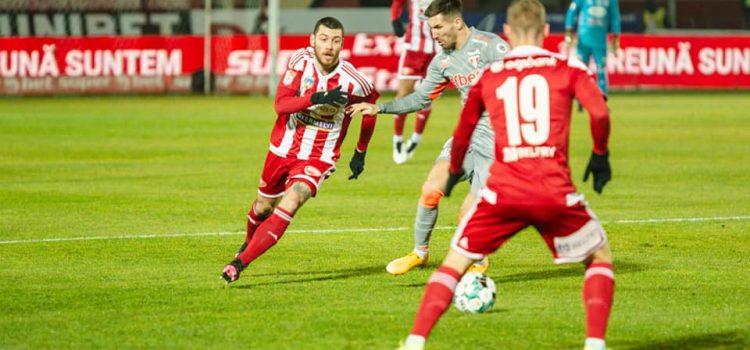 """Debutant în Liga 1, Buhăcianu anunţă: """"Stăm bine deocamdată, dar ne dorim mai mult"""""""