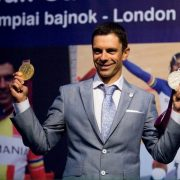 Eduard Novak este noul ministru al sportului. Rămâne activ şi îşi propune o medalie la Tokyo!