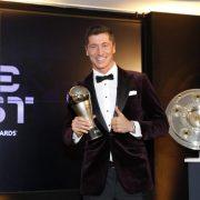 Premiile FIFA: Lewandowski, cel mai bun fotbalist al anului! Ronaldo şi Messi sunt în echipa ideală