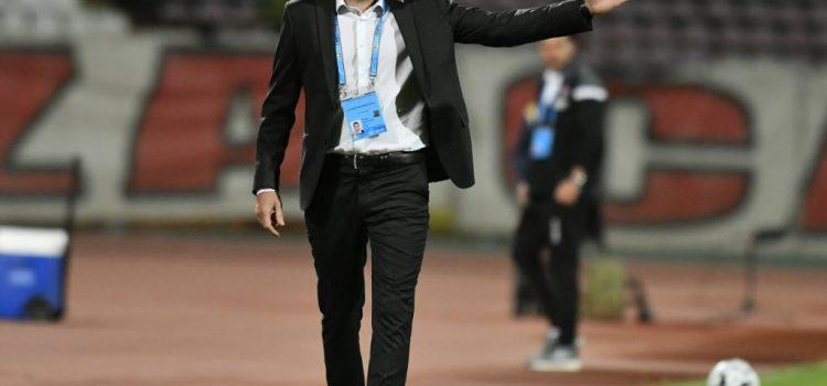 """Laszlo Balint, înaintea meciului cu Sepsi: """"Înfruntăm o echipă organizată şi puternică, dar trebuie să reacţionăm"""""""