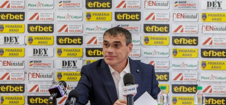 Meszar este ca şi revenit la şefia DJST Arad. Ministrul Sportului, de la UDMR!