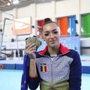 Gimnasta Larisa Iordache, cea mai bună sportivă din România în 2020