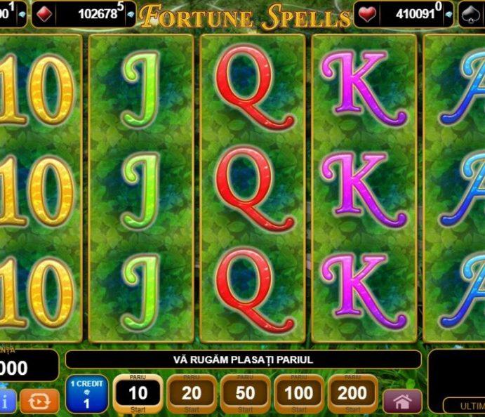 Descoperă cele mai populare 5 sloturi produse de compania EGT, lider pe piața jocurilor pentru cazinoul online