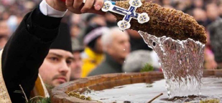 Patriarhia, precizări despre Bobotează: Credincioşii vor primi apa îmbuteliată