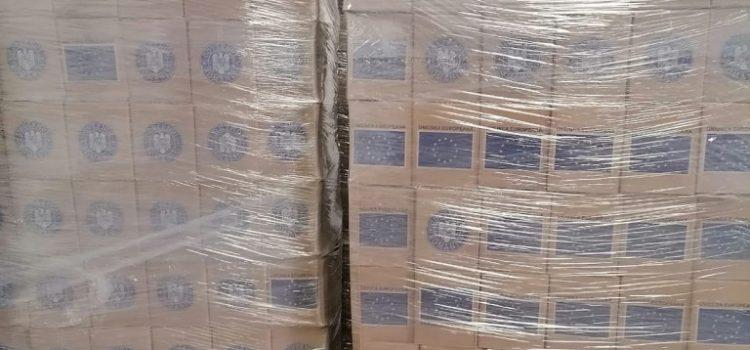 """Călin Bibarț: """"Începe distribuirea produselor de igienă"""""""