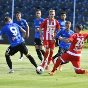 Măsuri de ordine la meciul de fotbal UTA – Dinamo București