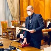 Cătălin Mihalache a fost desemnat secretar general adjunct al Camerei Deputaților