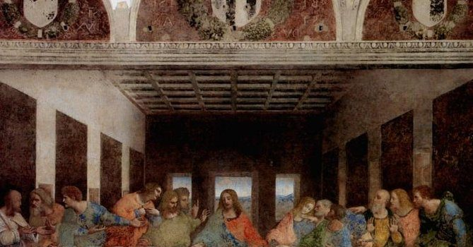 """""""Cina cea de taină"""" a lui Da Vinci poate fi din nou admirată de public la Milano"""