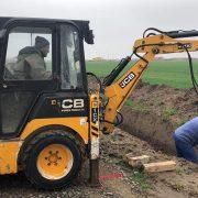 Se încep lucrările pe drumurile județene Curtici-Macea-Sânmartin și Socodor-Nădab