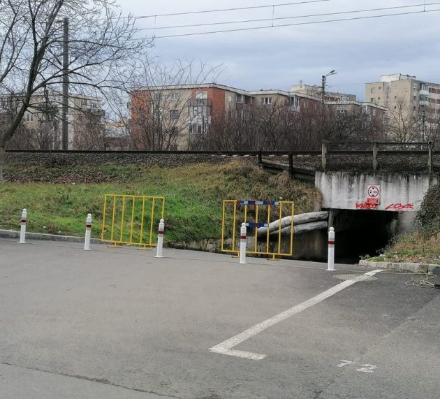 La presiunea arădenilor, Bibarț redeschide pasajul din zona 300