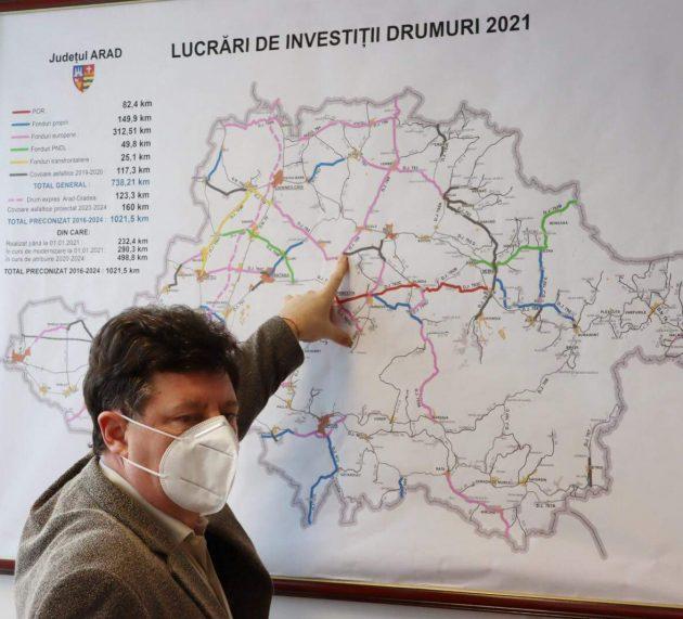 Categoria dorințe: Iustin Cionca vrea să modernizeze Mâsca-Măderat-Arăneag