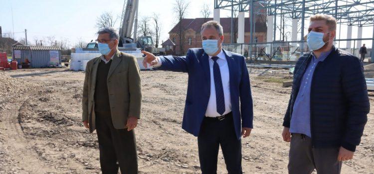 Comuna Șimand are cinci proiecte la Compania Națională de Investiții, în diferite etape