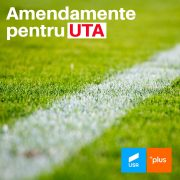 USR PLUS Arad a preluat amendamentele suporterilor și ale clubului UTA