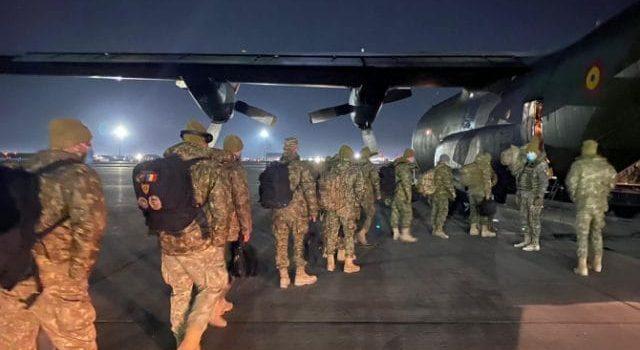 """Mihai Fifor: """"Bine ați venit acasă, bravi militari ai Batalionului Mixt"""""""