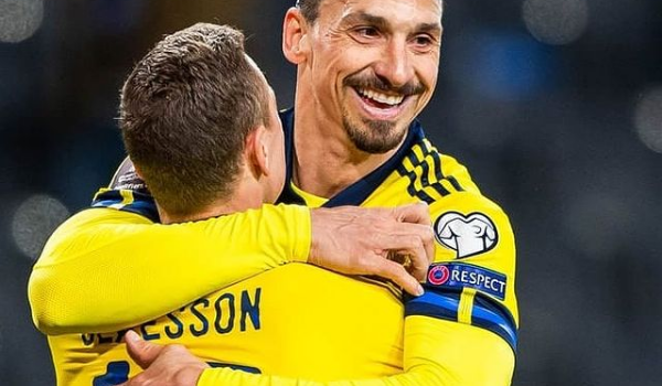 Ibrahimovic va interpreta un rol în viitorul film cu Asterix şi Obelix
