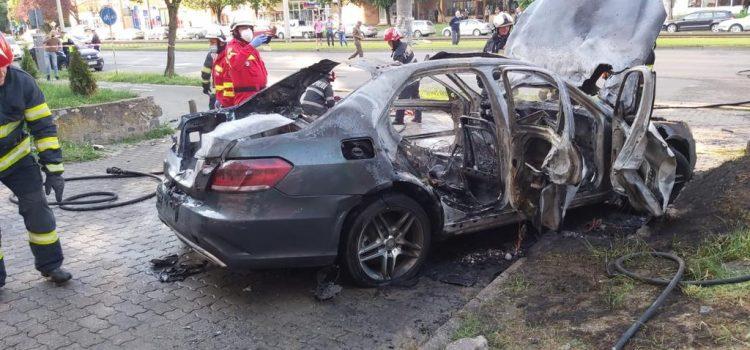 Fostul socru al deputatului Sergiu Bîlcea a murit în urma unei explozii, în mașină